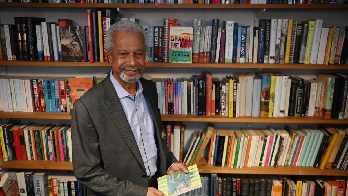Abdularazak Gurnah, Premio Nobel de Literatura.