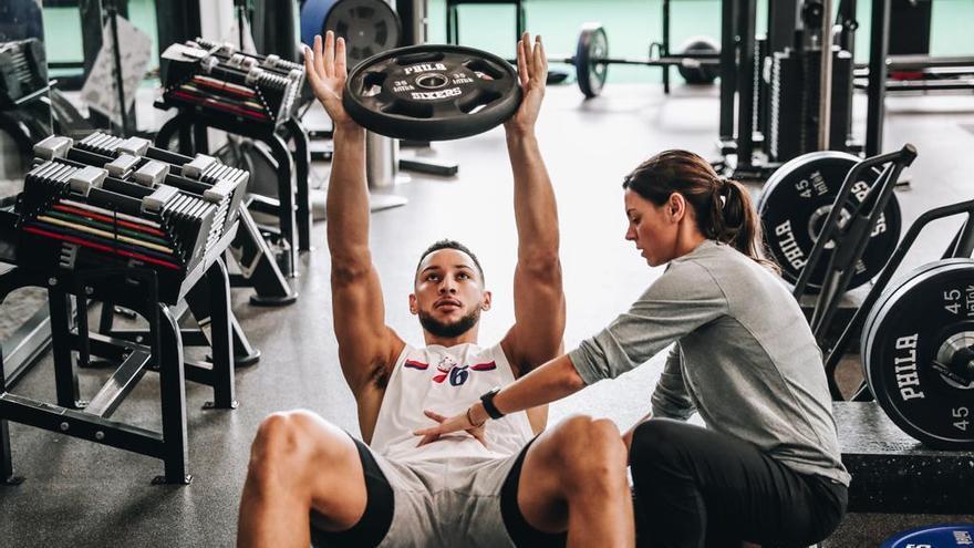 La científica del deporte Lorena Torres contará en el Club Diario cómo una ibicenca puede llegar a trabajar en la NBA