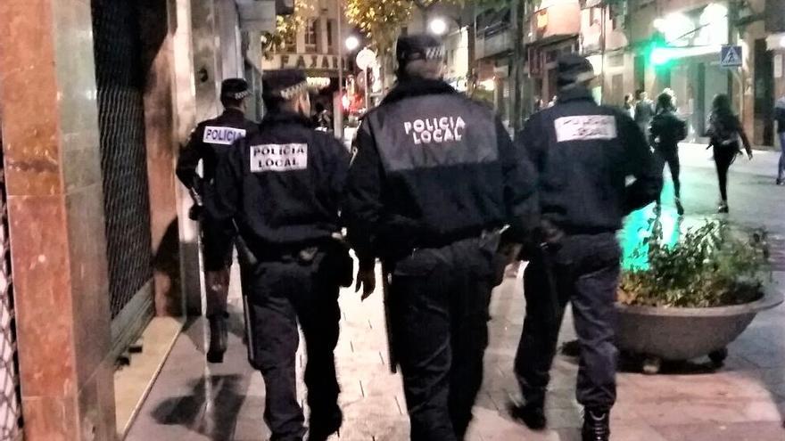 19 sanciones en Elda por vulnerar el confinamiento en la Nochevieja y los primeros días del año