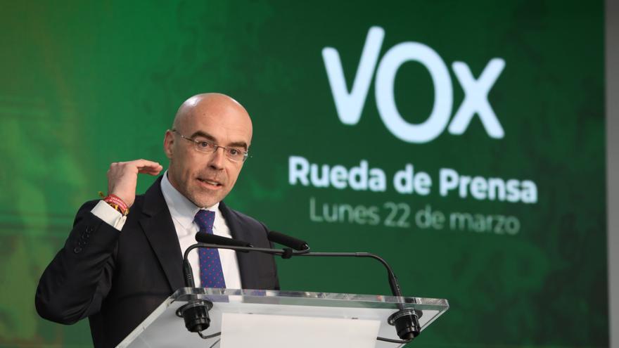 Vox recurrirá ante el Constitucional la ley de eutanasia y la ley gallega de salud