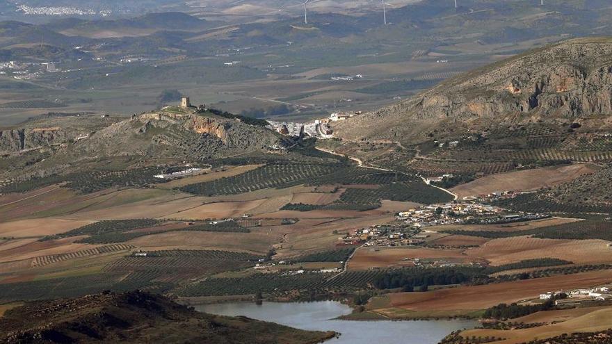 La Diputación invertirá 300.000 euros en restaurar el Castillo de Teba