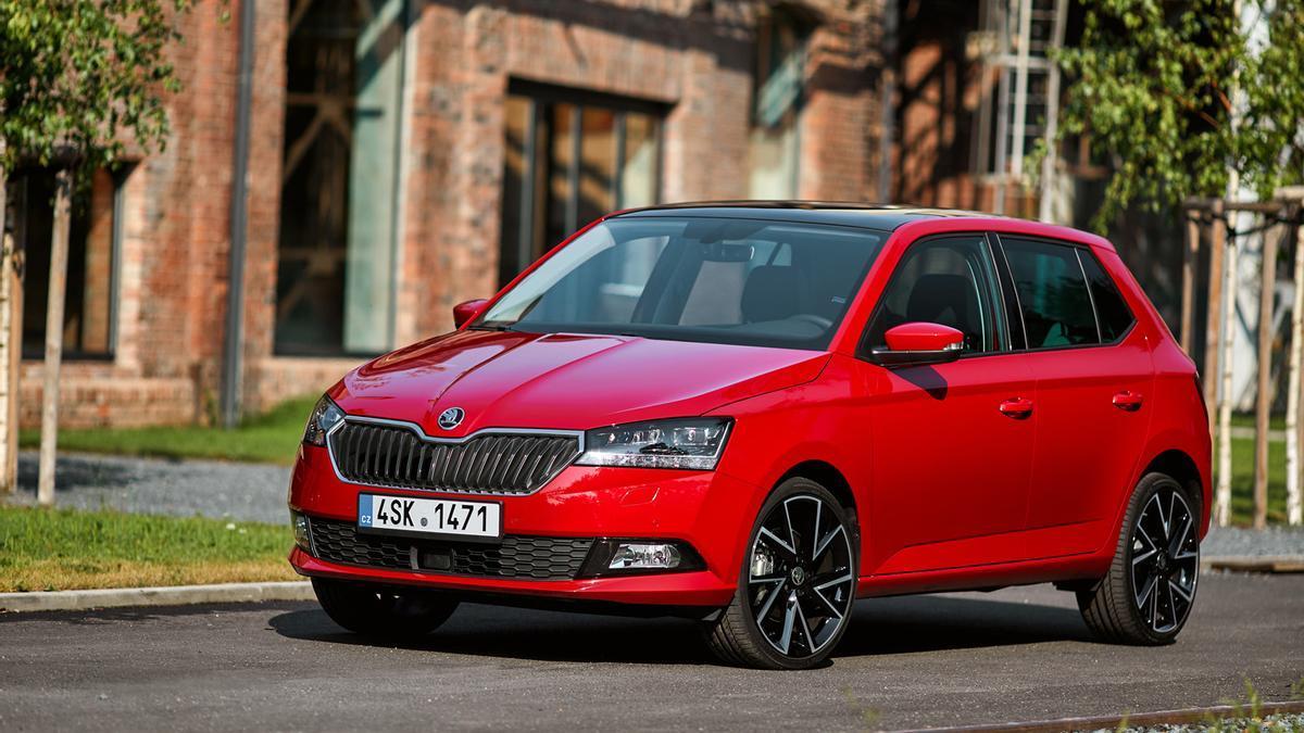 Unidades limitadas del Škoda Fabia de kilómetro cero por 11.900€.
