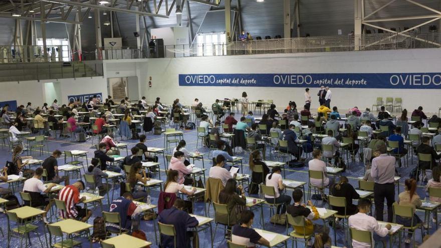 La prueba de acceso a la Universidad se volverá a hacer el próximo curso en Tapia