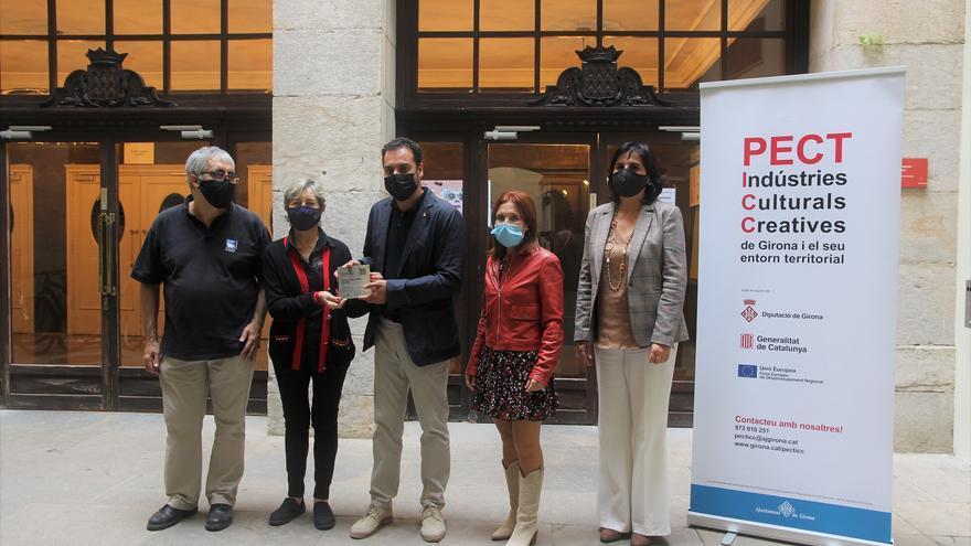 Girona senyalitzarà les 156 escultures públiques de la ciutat