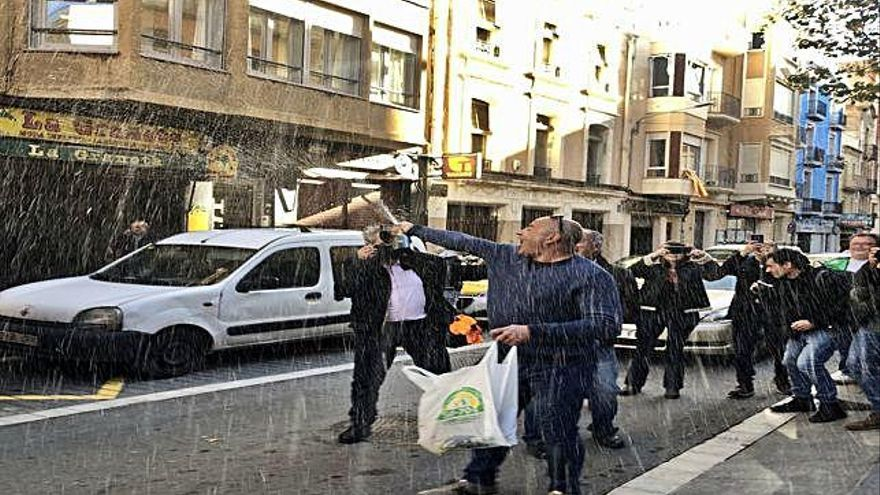 Reus celebra la seva particular festa del Pilar amb una pluja de milions