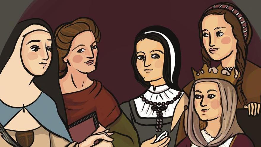 Isabel la Católica sí cuidaba su higiene y el califa Abderramán III se teñía el pelo