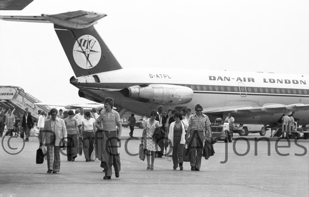 AEROPUERTO DE ALICANTE 1976