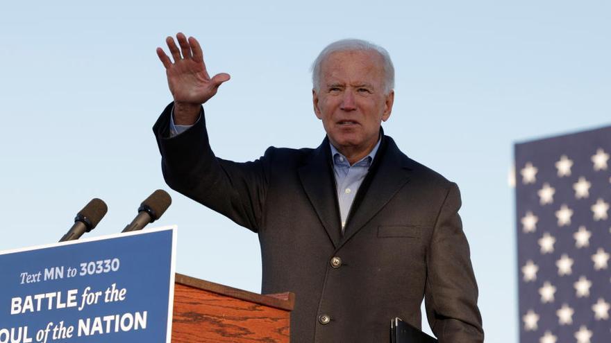 Trump y Biden aceleran para conquistar el medio oeste