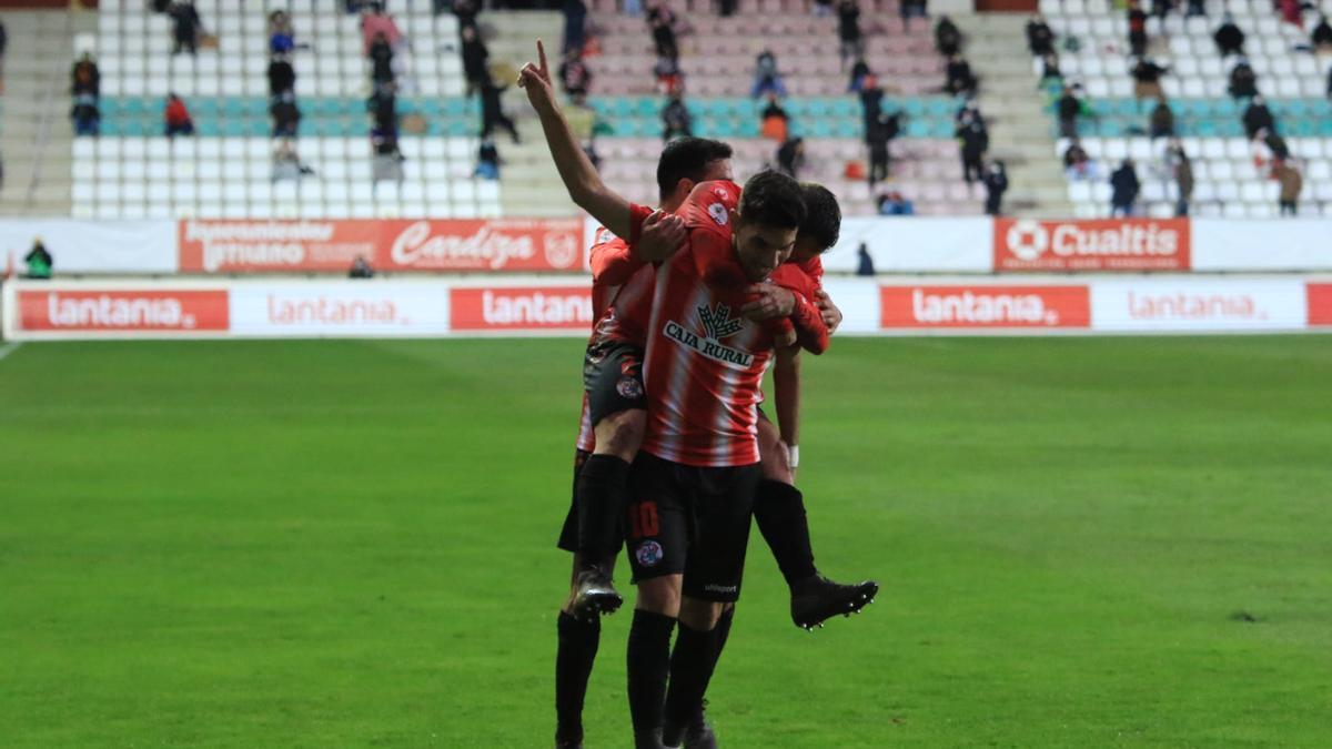 Las mejores imágenes del Zamora CF - Salamanca UDS