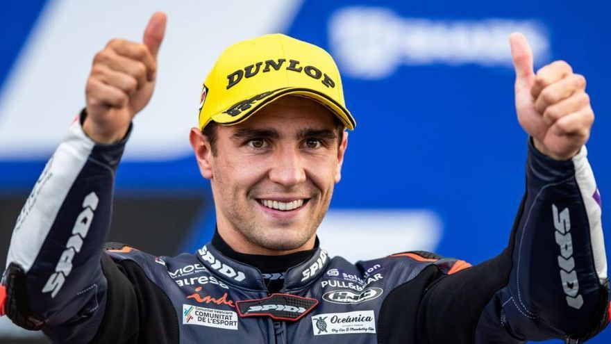 Albert Arenas subirá a Moto2 de la mano de Aspar