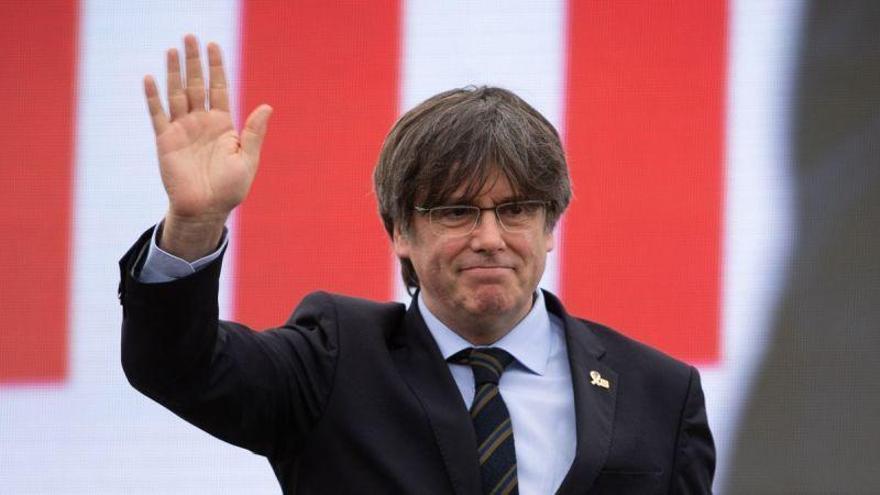 Puigdemont recurrirá la decisión si la Eurocámara le deja sin inmunidad
