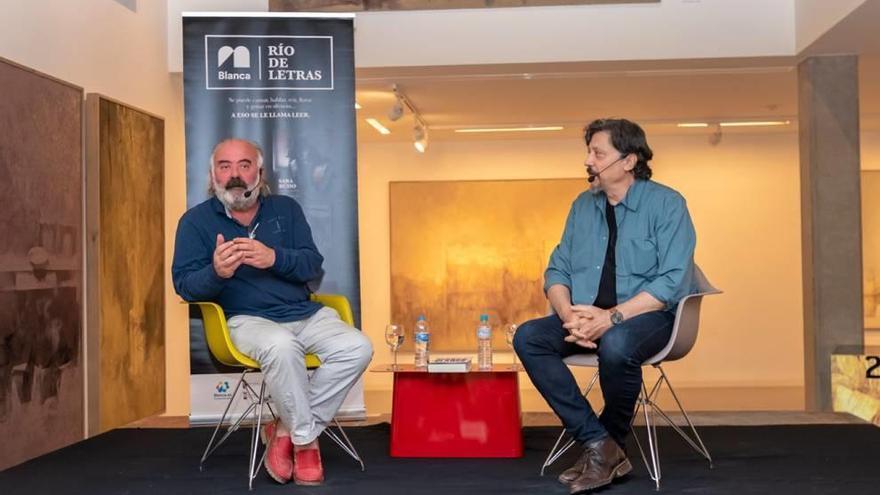 Carlos Bardem cierra en Blanca 'Río de Letras'