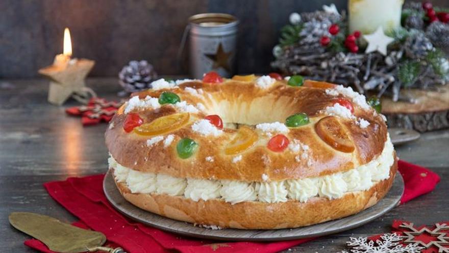 Estos son los mejores roscones de Reyes de los supermercados