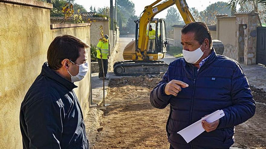 Más de 360.000 euros para mejorar trece caminos de Ontinyent