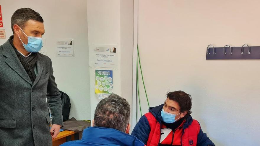 Caravaca complementa las restricciones para frenar el avance de la pandemia