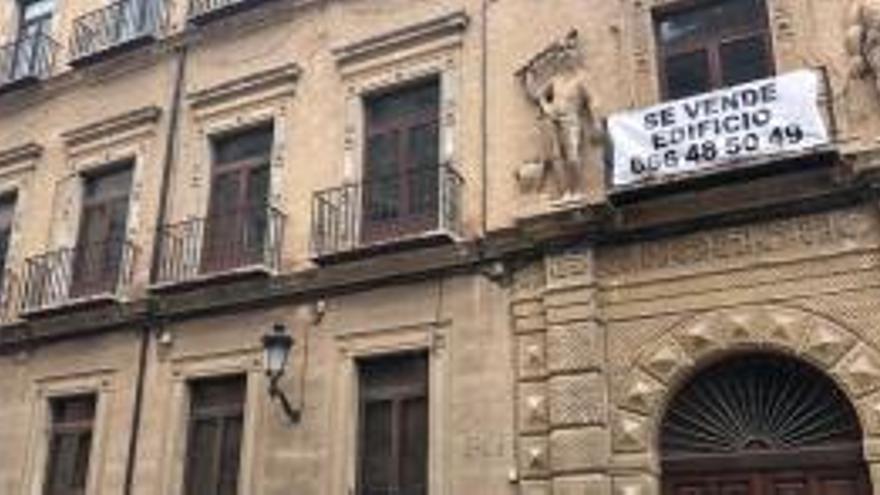 Profusa, del Grupo Fuertes, compra el Palacio Almodóvar de Murcia