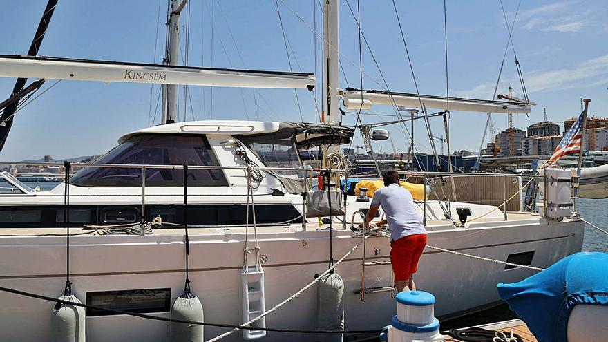 """La náutica, """"optimista"""" ante el verano: marinas llenas, reservas y regreso del usuario extranjero"""