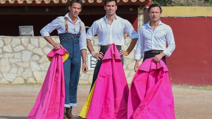 Rafaelillo, Paco Ramos y Pinar velan armas para los 'miuras' en Castellón