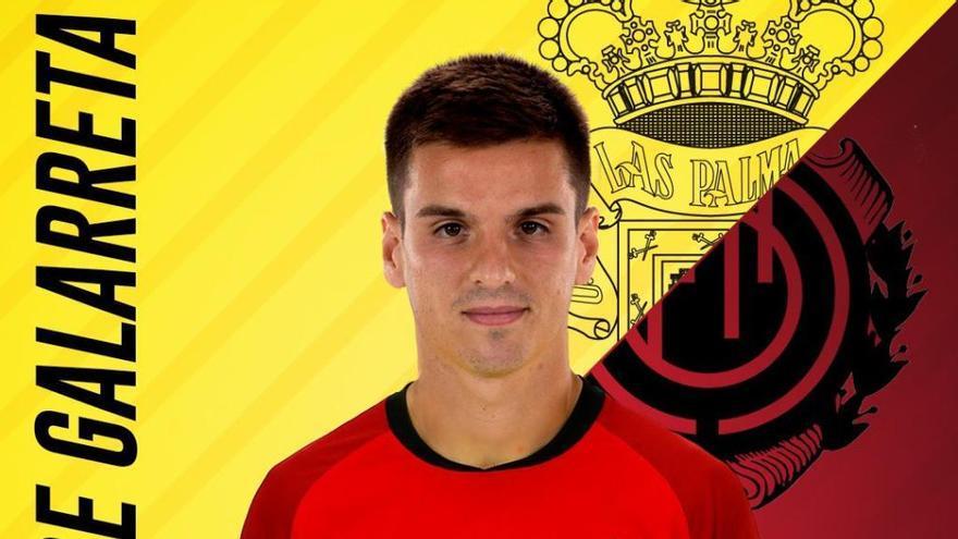El Mallorca ficha a Ruiz de Galarreta y le deja cedido en el Las Palmas