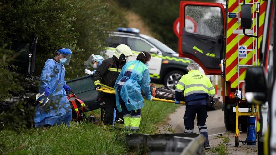 Seis muertes en las carreteras españolas durante el fin de semana