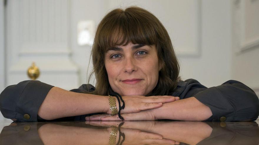 """Sara Mesa: """"Un amor' es muy ambigua, tiene mucho de la narrativa del sueño"""""""