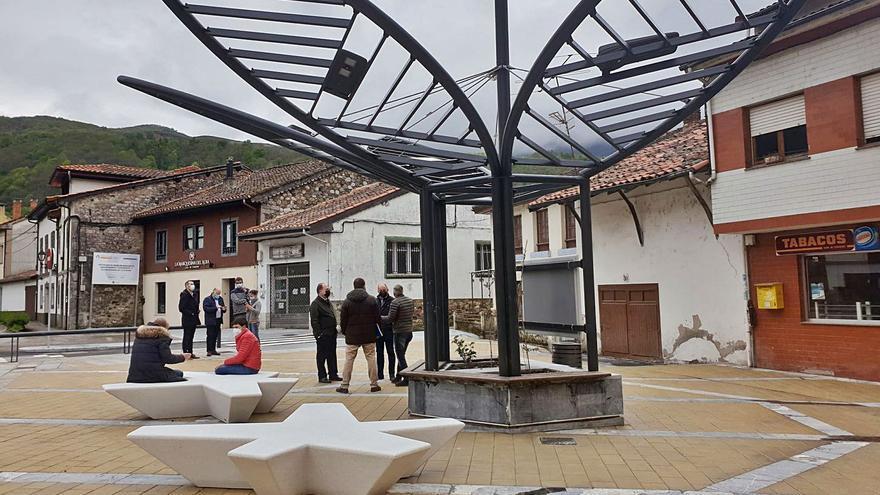 """""""La Placina"""" de Rioseco luce nueva cara tras 100.000 euros de inversión"""