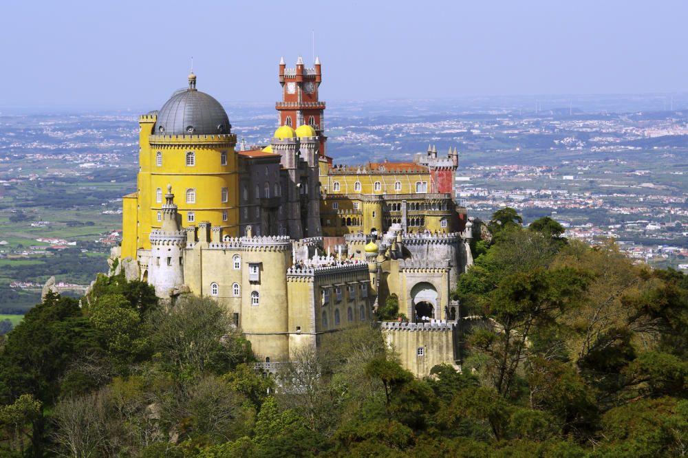 Palacios y castillos bonitos del mundo