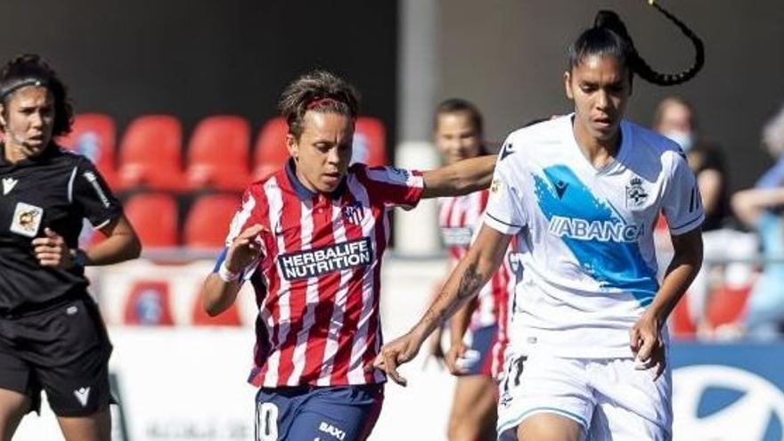 El Dépor Abanca araña un punto en el campo del Atlético