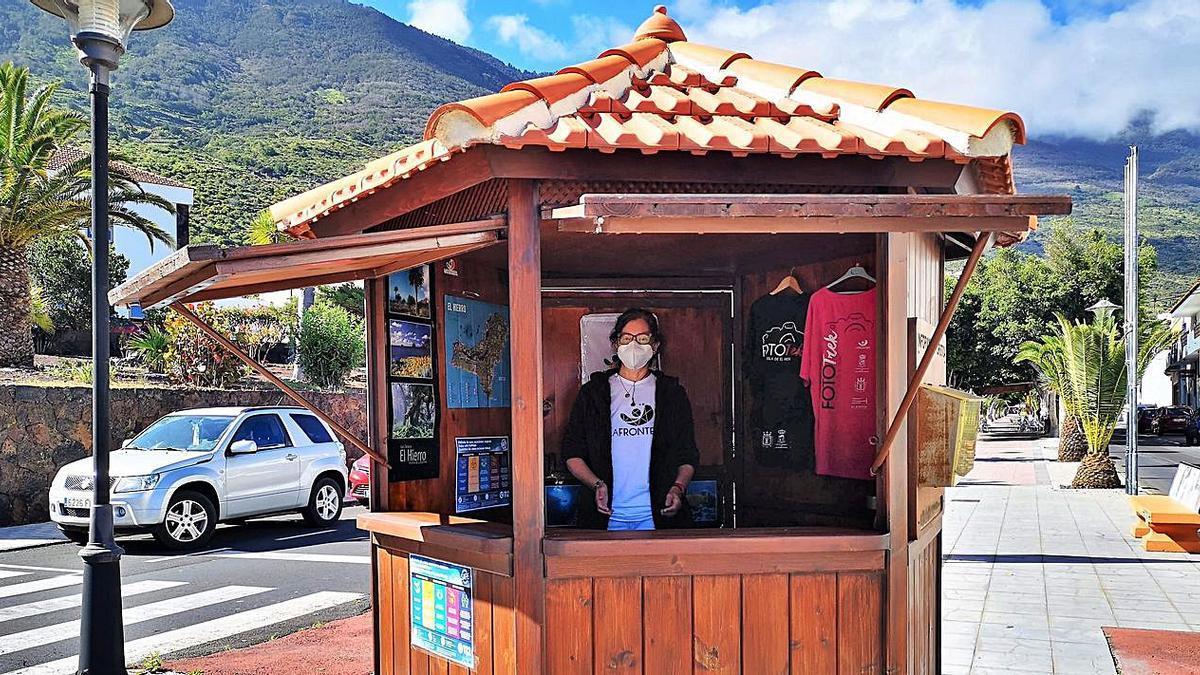 La Frontera ofrece un nuevo punto de información turística