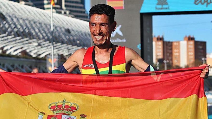 Lluvia de récords nacionales y mínimas olímpicas en València