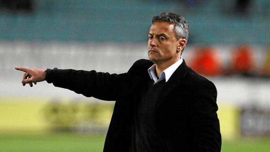 Fran Escribá, destituido como entrenador del Villarreal