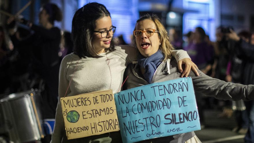 Las mujeres trabajarán gratis desde el 11 de noviembre por la brecha salarial