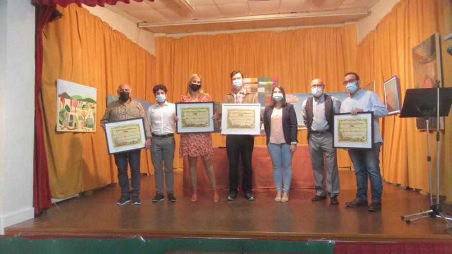 Biesok guanya el concurs nacional de pintura del Piló de Burjassot