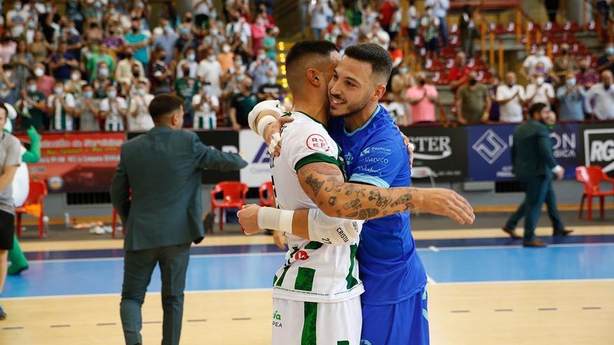 El Córdoba Futsal lo vuelve a hacer: otro día para el recuerdo