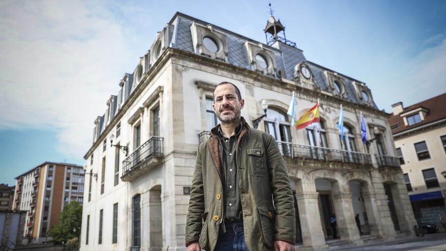"""Ángel García, alcalde de Siero: """"Tengo muchísima confianza en el futuro; el trabajo de un Alcalde es generar oportunidades de empleo, no quejarse todo el día"""""""