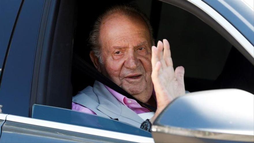 Juan Carlos I, rey de series