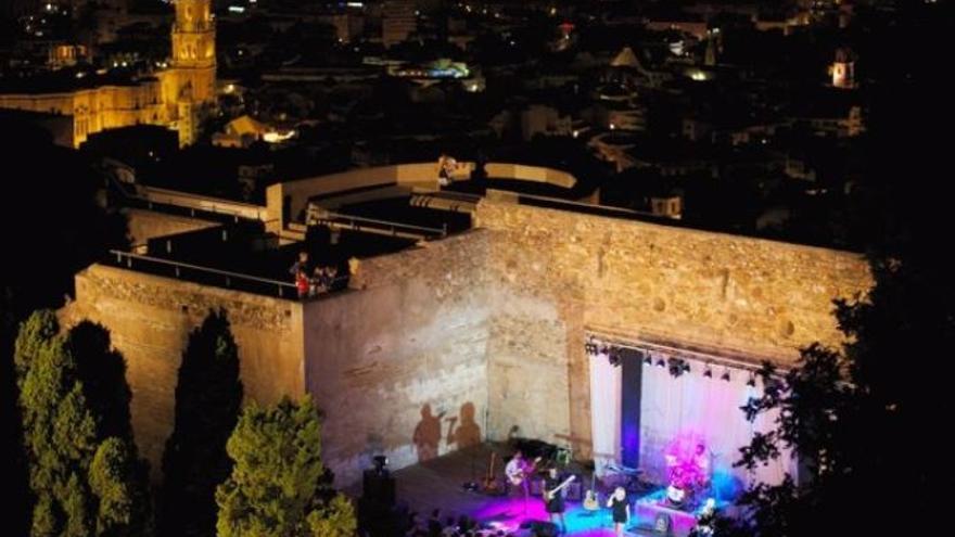 Gibralfaro volverá a acoger el concierto 'Oracle Rocks!' a beneficio de Pozos sin Fronteras