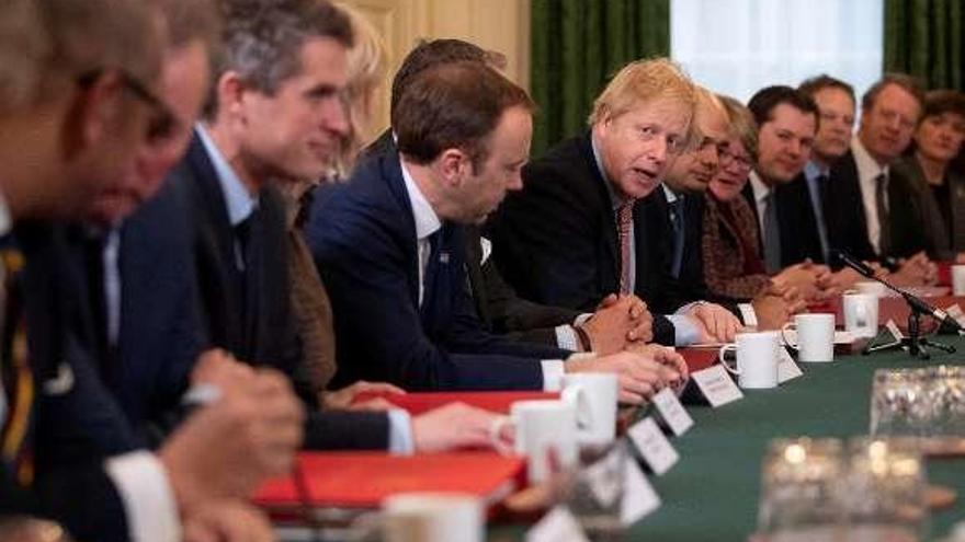 Johnson endurece la negociación con la UE al invocar el fantasma de un 'Brexit' sin acuerdo