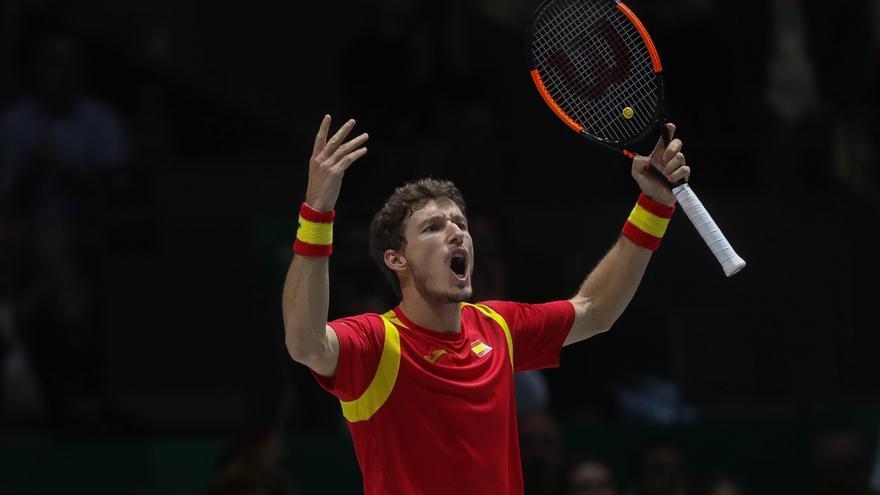 España defenderá su título de la Copa Davis con Carreño, Bautista, Feliciano, Alcaraz y Granollers