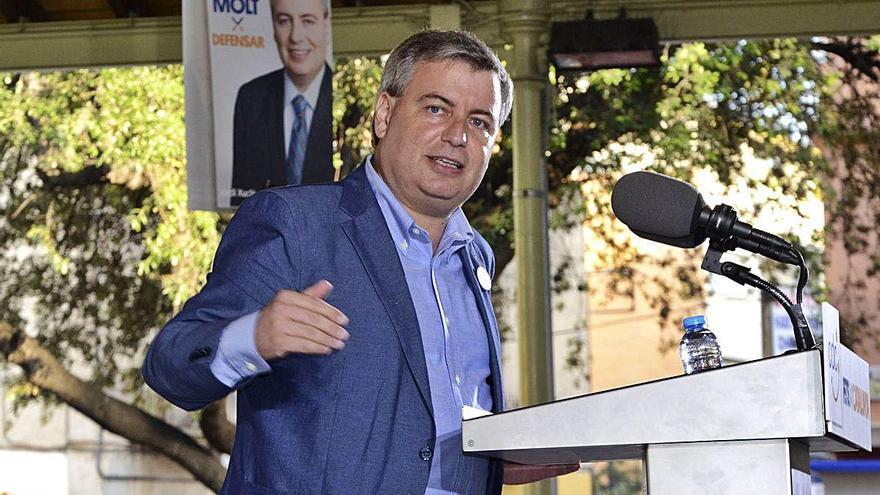 L'exdiputat Jordi Xuclà es dona de baixa del PDeCAT per discrepàncies polítiques