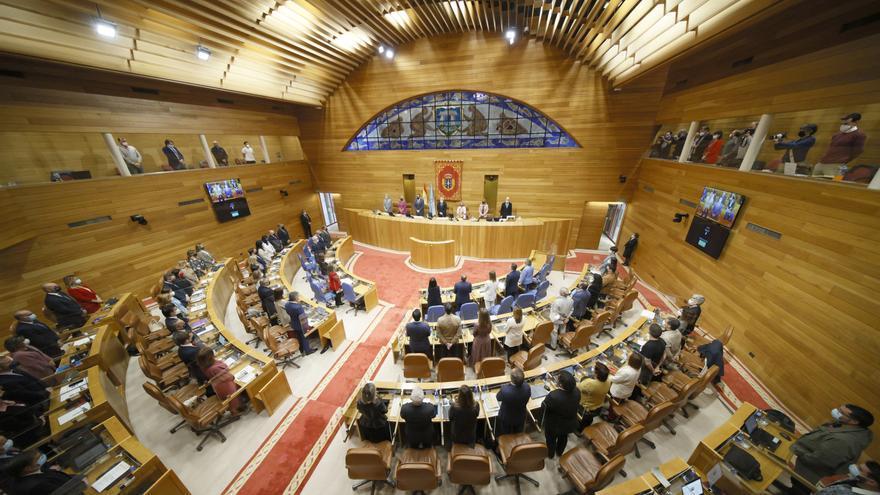 BNG y PSdeG coinciden en reclamar avances en el autogobierno de Galicia