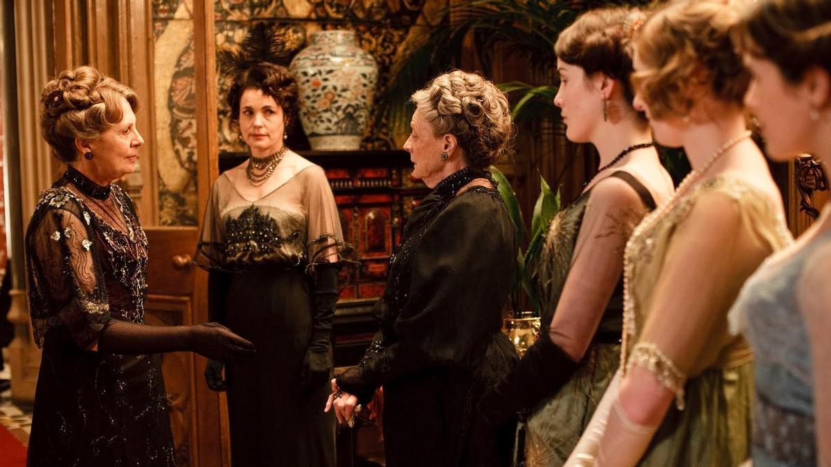 Imagen de la serie 'Downton Abbey'