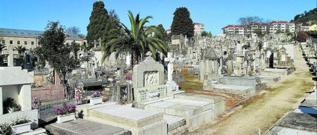 Cemiterio de San Francisco.