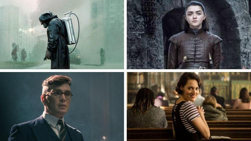 Aquestes són les millors sèries de l'any 2019. Encara no les has vist?