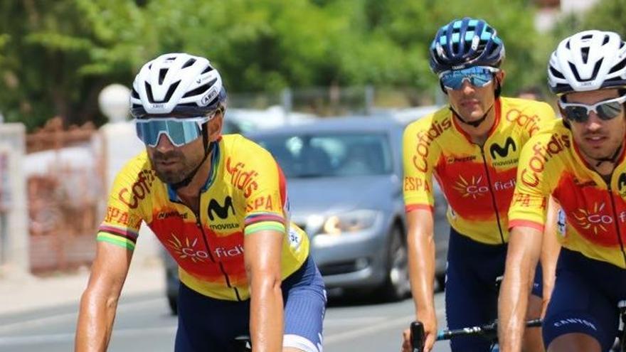 Los ciclistas españoles en el Tour de Francia 2020