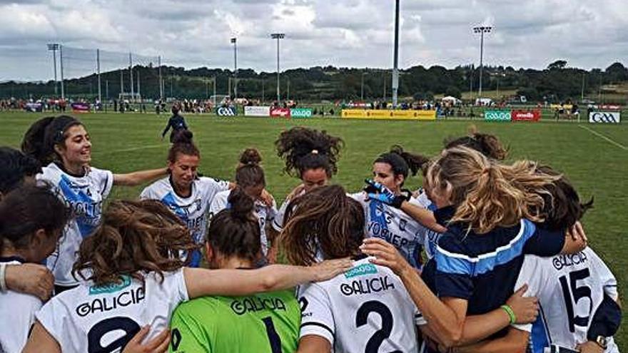 Galicia conquista el bronce en el Mundial en categoría femenina