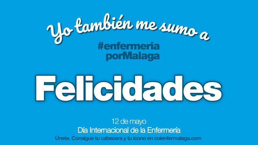 El Colegio de Enfermería de Málaga celebra el Día Internacional de la profesión