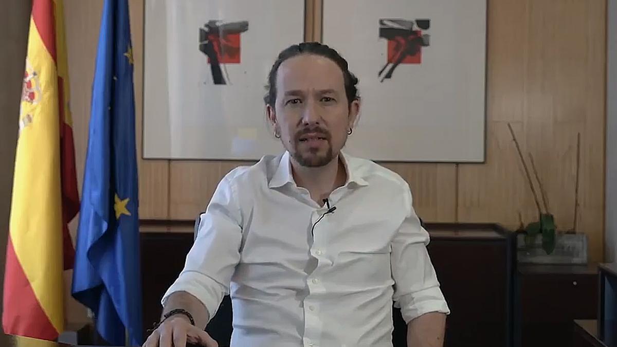 Iglesias deja el Gobierno para competir con Ayuso en las elecciones de Madrid