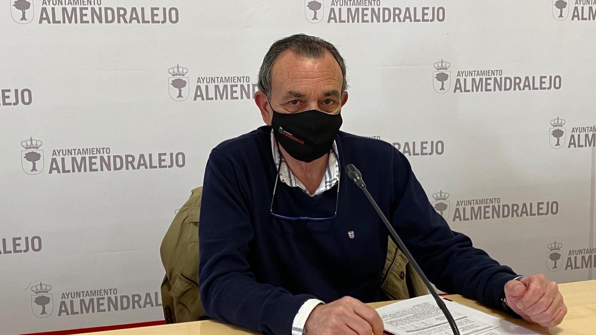 Manolo Álvarez, concejal de Educación