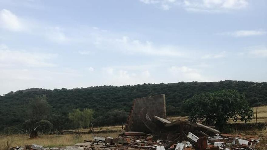 Los vecinos de Portezuelo pueden solicitar las ayudas por los daños del temporal en viviendas hasta el 15 de julio